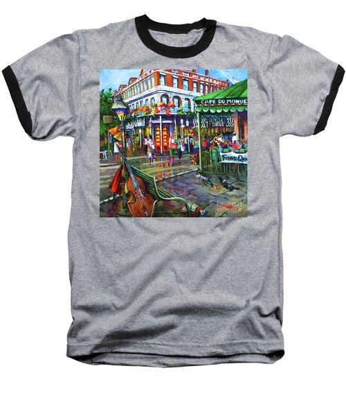 Decatur Street Baseball T-Shirt