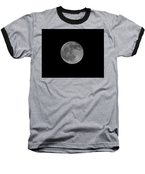 December Moon Baseball T-Shirt
