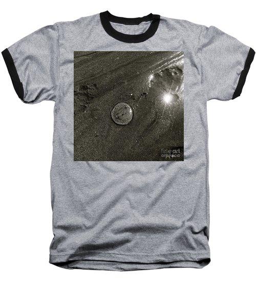 Deceptively Clear Baseball T-Shirt by KD Johnson