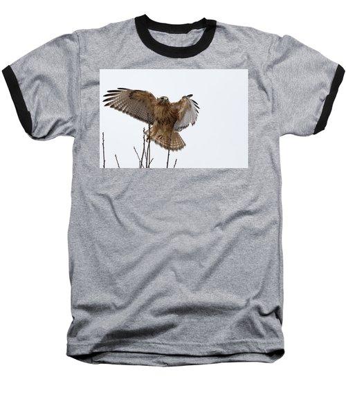 Decisive  Moment Baseball T-Shirt