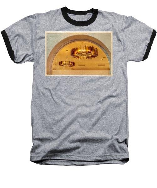Deco Arches Baseball T-Shirt