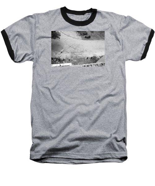 Deconstruction Baseball T-Shirt