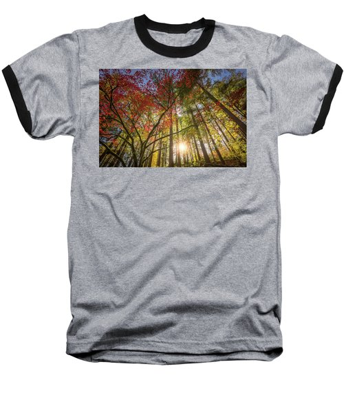 Decorated By Japanese Maple Baseball T-Shirt