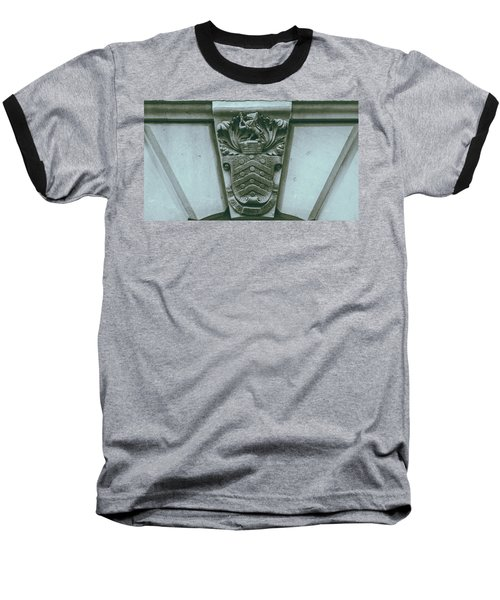 Decorative Keystone Architecture Details C Baseball T-Shirt