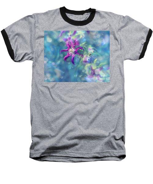 Dedicated To... Baseball T-Shirt by Agnieszka Mlicka