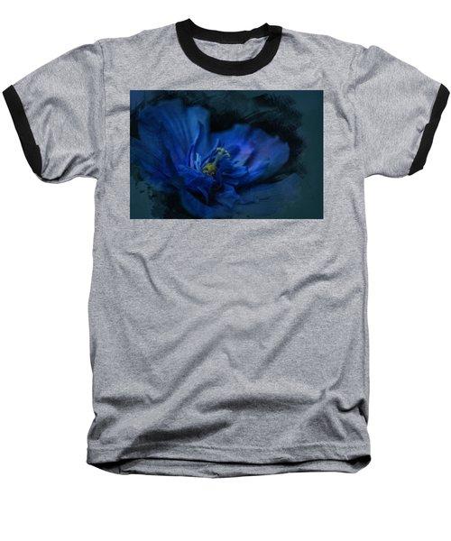 Deep Blue Baseball T-Shirt