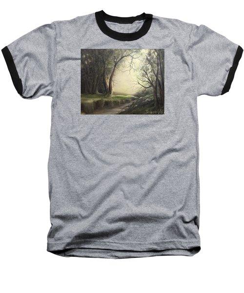 Deep Hollow  Baseball T-Shirt