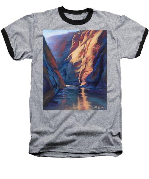 Deep In The Canyon Baseball T-Shirt