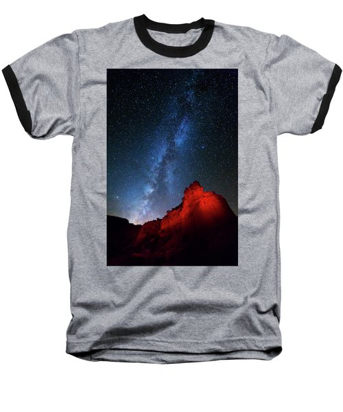 Baseball T-Shirt featuring the photograph Deep In The Heart Of Texas - 1 by Stephen Stookey