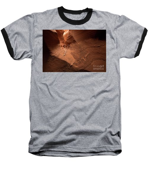 Deep Inside Antelope Canyon Baseball T-Shirt