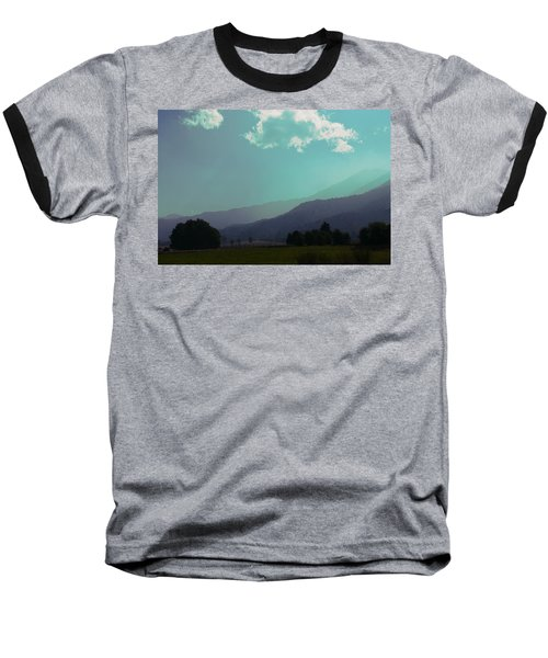 Baseball T-Shirt featuring the photograph Deep Layers by Ivana Westin