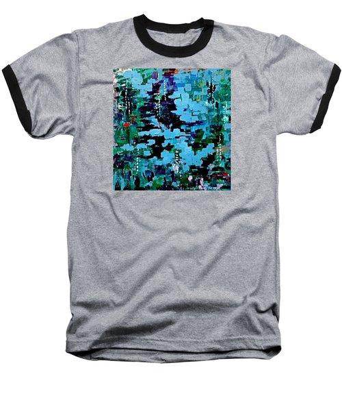 Deep Pool  Baseball T-Shirt