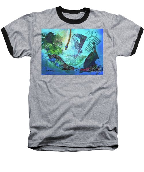 Deep Sea Life Baseball T-Shirt