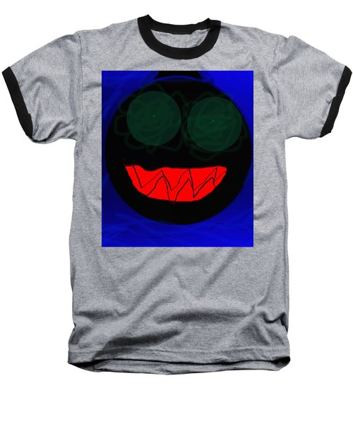 Deep Sea Baseball T-Shirt by J Griff Griffin