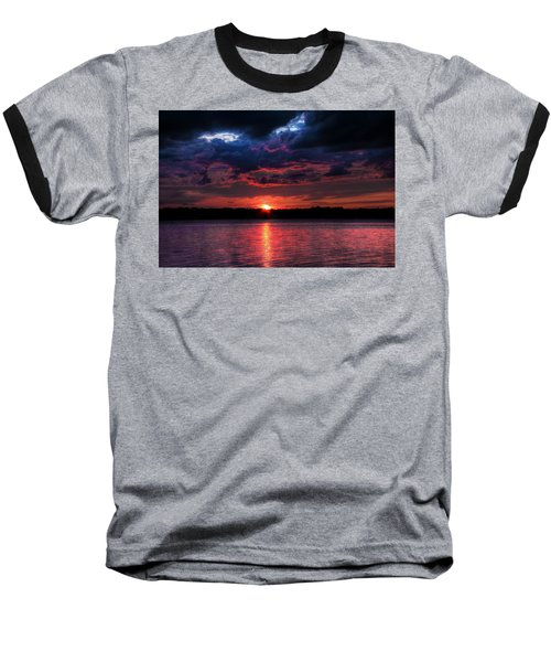 Deep Sky Baseball T-Shirt