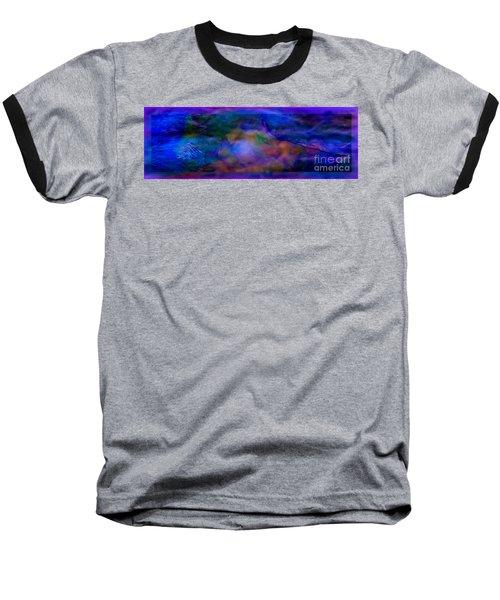 Deep Waters Baseball T-Shirt