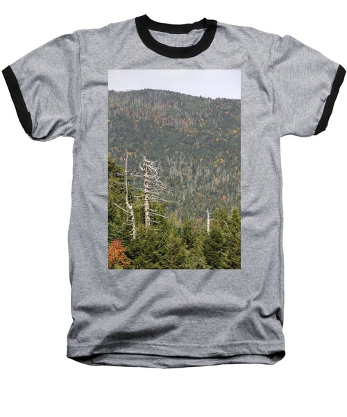 Deeper Into Forest Baseball T-Shirt