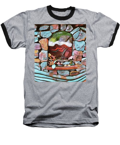 Deer Creek Altar Baseball T-Shirt