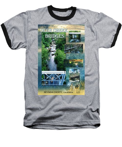 Deer Creek Bridges Baseball T-Shirt