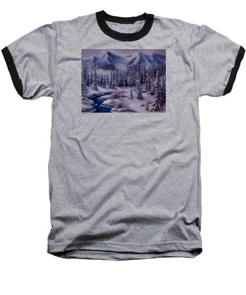 Deer Creek Baseball T-Shirt by Katia Aho