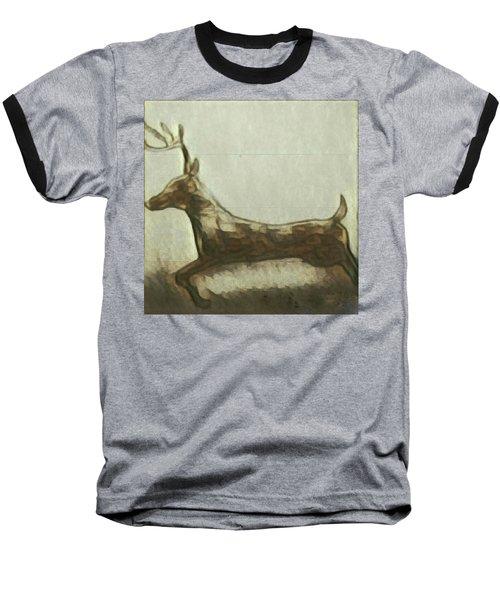 Deer Energy Baseball T-Shirt