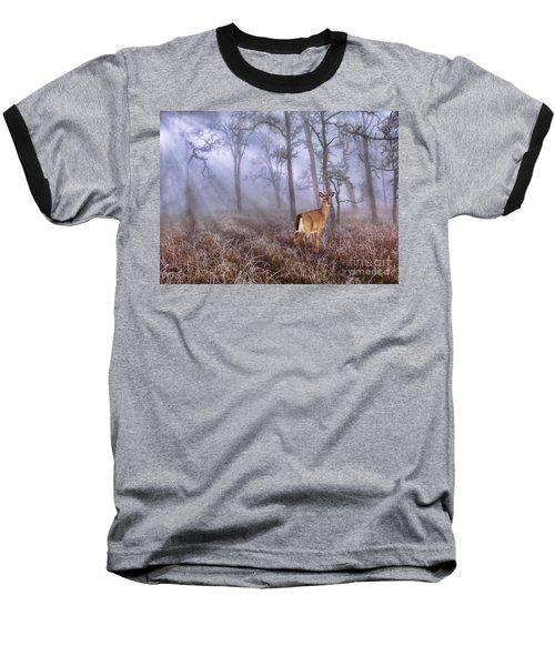 Deer Me Baseball T-Shirt