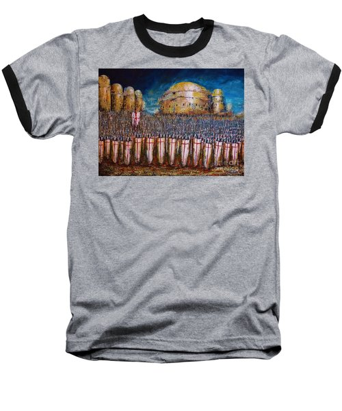 Defence Of Jerusalem Baseball T-Shirt