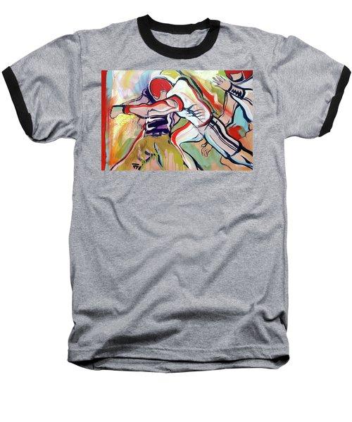 Defense Surge Baseball T-Shirt
