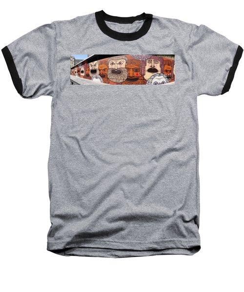 Defiant Graffitti Baseball T-Shirt