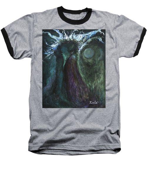 Deformed Transcendence Baseball T-Shirt