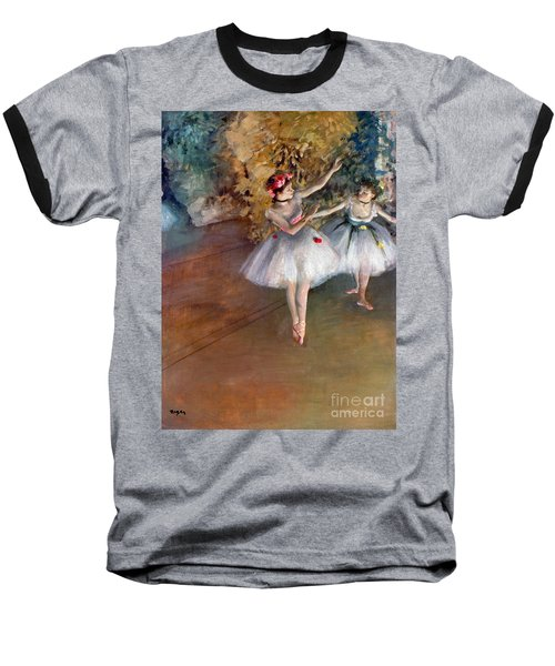 Degas: Dancers, C1877 Baseball T-Shirt