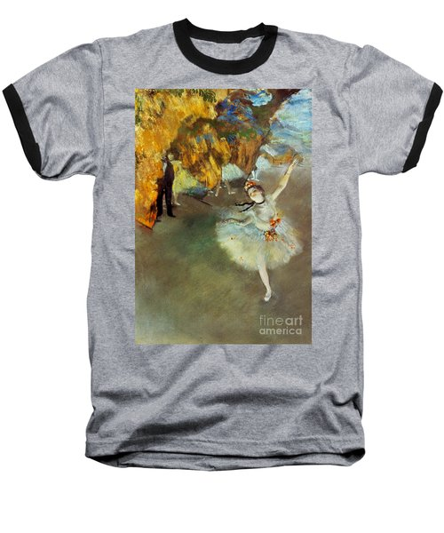 Degas Star, 1876-77. To License For Professional Use Visit Granger.com Baseball T-Shirt