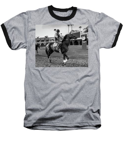 Del Mar Show Off Baseball T-Shirt