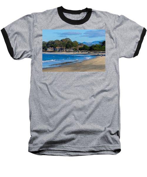 Del Monte Beach Baseball T-Shirt