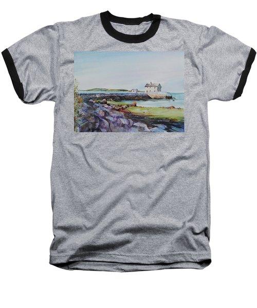Delano's Wharf At Rock Nook Baseball T-Shirt