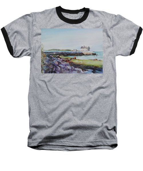 Delano's Wharf At Rock Nook Baseball T-Shirt