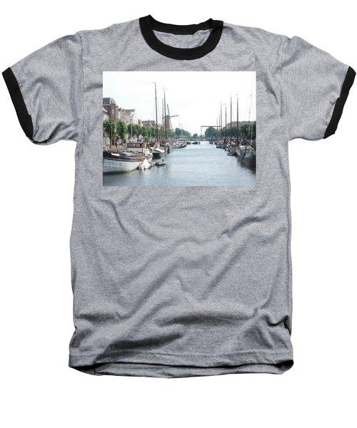 Delfshaven Baseball T-Shirt