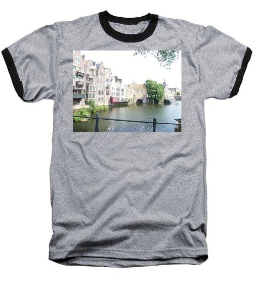 Delfshaven 2 Baseball T-Shirt