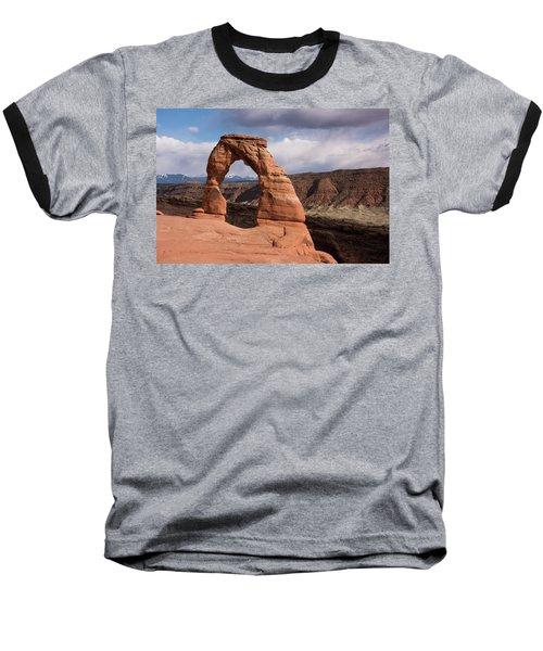 Delicate Arch Baseball T-Shirt