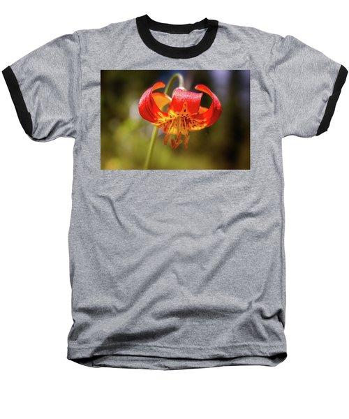 Delicate Beauty Baseball T-Shirt
