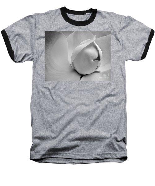 Delicate Flower Baseball T-Shirt