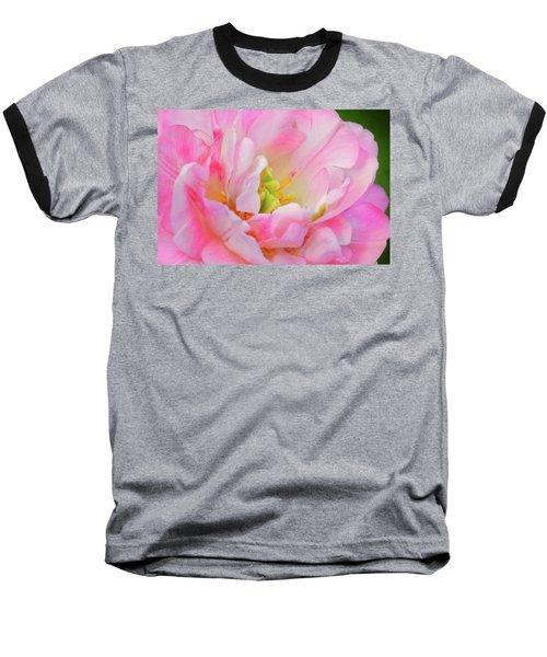 Delicate Tutu Baseball T-Shirt