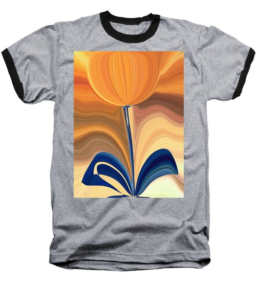Delighted Baseball T-Shirt by Tim Allen