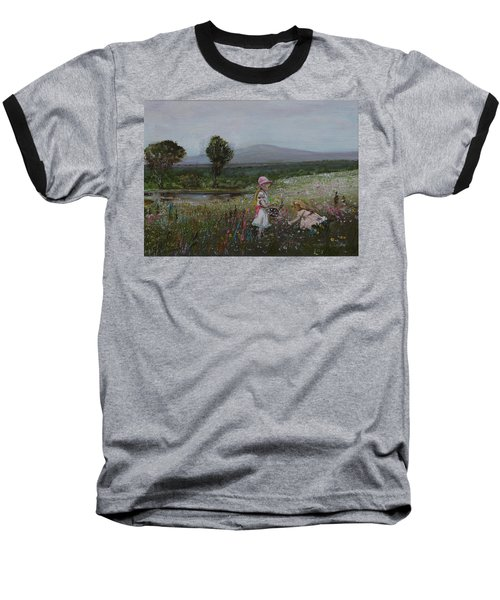 Delights Of Spring - Lmj Baseball T-Shirt