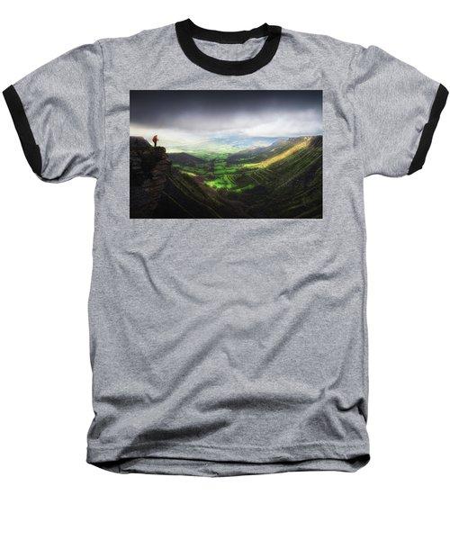 Delika Canyon Baseball T-Shirt