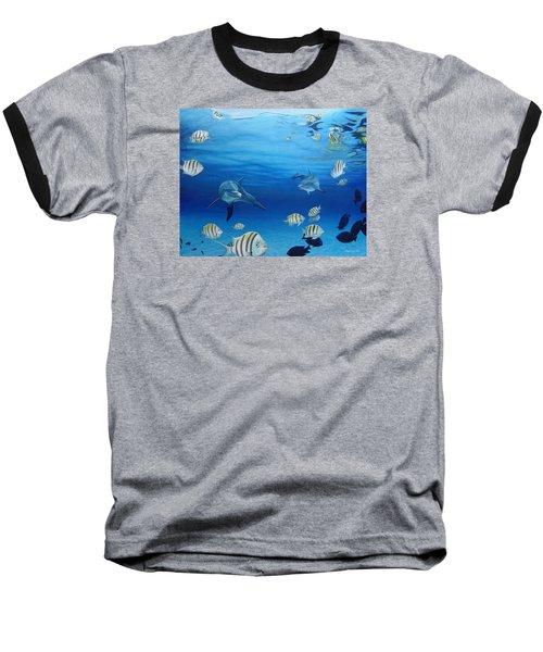 Delphinus Baseball T-Shirt