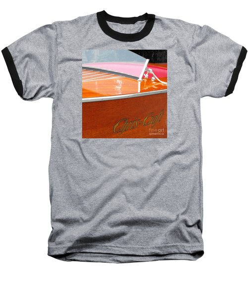Chris Craft Deluxe Baseball T-Shirt
