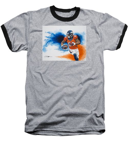 Demaryius Thomas Baseball T-Shirt