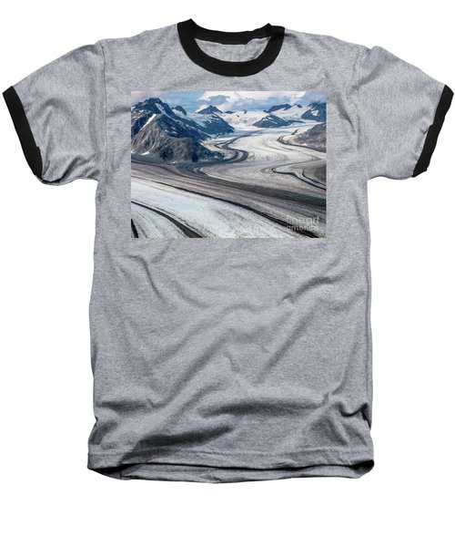 Denali National Park Baseball T-Shirt
