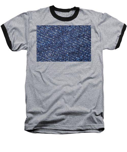 Denim 674 Baseball T-Shirt by Michael Fryd